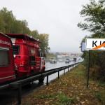 Выезд из Киева - первый рейс